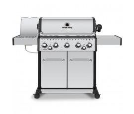 Barbacoa Broil King® Baron S 590 Inox + quemador infrarrojo