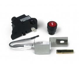 Kit piezoeléctrico + electrodo para Q 120, 1200, 220 y 2200