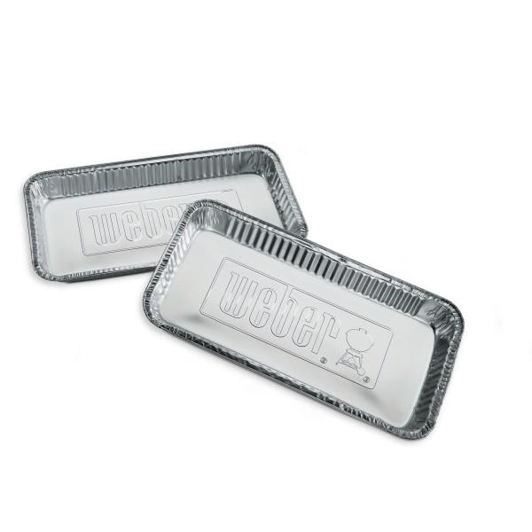 Bandejas de aluminio para barbacoas de Ø 57 cm