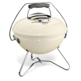 Barbacoa Weber® Smokey Joe Premium Ø 37cm Ivory White