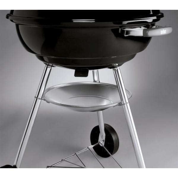 Barbacoa Weber® Compact Kettle Ø 57 cm Black