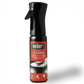 Líquido limpiador para acero esmaltado
