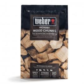 Grandes trozos de madera para ahumar - Hickory