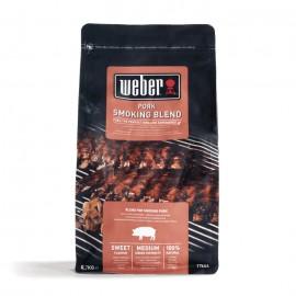 Astillas de Madera Weber® para ahumar Cerdo