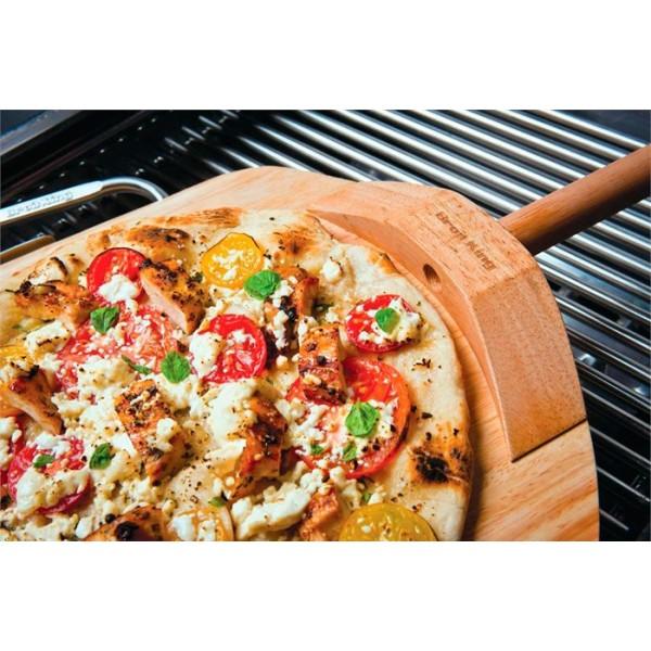 piedra pizza barbacoa broil king