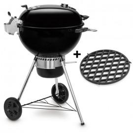 Barbacoa Weber Master-Touch  GBS Premium E-5775 Ø 57 cm black