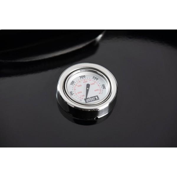 Pack Barbacoa Weber® Master-Touch E-5750 GBS + Kit de encendido