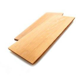 Set de 2 bandejas de cedro para ahumar  Broil King®