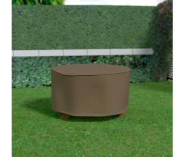 Funda mesa redonda 125 x 125 x h.70 cm Nortene